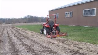 8. 2007 Farm Pro 2420 compact utility tractor for sale | sold at auction May 14, 2014