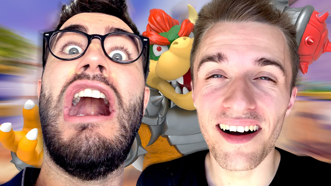 ON A BOWSER AUX TROUSSES ! – Skylanders Superchargers