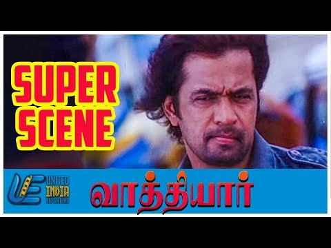 Video Vathiyar - Super Scene 1 | Arjun | Mallika Kapoor | Prakash Raj | Vadivelu download in MP3, 3GP, MP4, WEBM, AVI, FLV January 2017