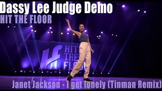 Dassy – Hit The Floor Toronto 2019 Judge Demo