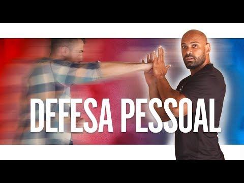 ⚠️ DEFESA PESSOAL -  Simples Defesas que todos deveriam saber! 👊 💥  ➡️  🙅