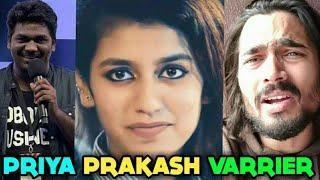 Video PRIYA PRAKASH VARRIER - BB Ki Vines, Zakir Khan Ashish Chanchalani Reacts To The Viral Girl | MP3, 3GP, MP4, WEBM, AVI, FLV Maret 2018