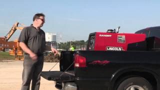2. Ranger® Engine Driven Welders