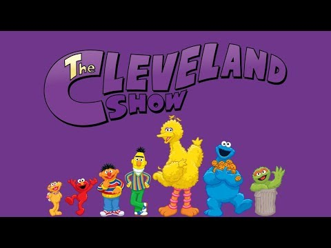 Sesame Street References in The Cleveland Show