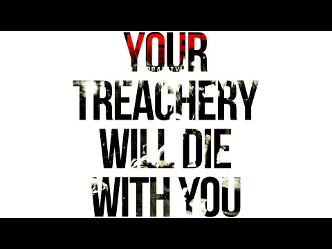 Dying Fetus - Your Treachery Will Die With You (Lyric Video)