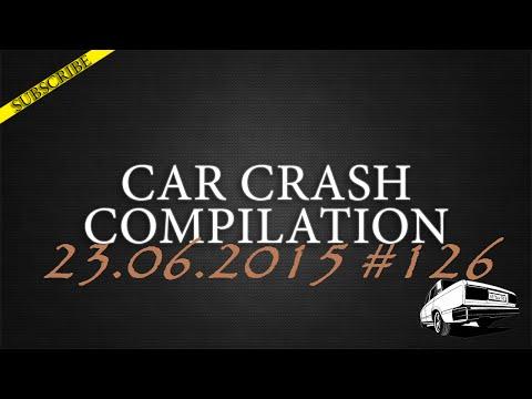 Car crash compilation #126 | Подборка аварий 23.06.2015