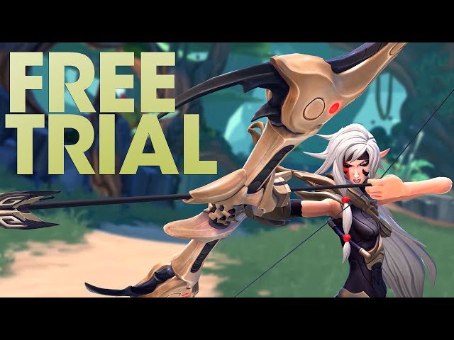 Battleborn: Free Trial Launch Trailer [Multi Rating]