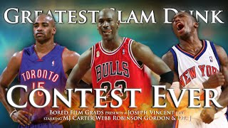 Greatest Slam Dunk Contest Ever by Joseph Vincent