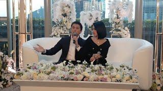 Video Kebahagiaan pernikahan syahrini dan reino barack II MP3, 3GP, MP4, WEBM, AVI, FLV Mei 2019