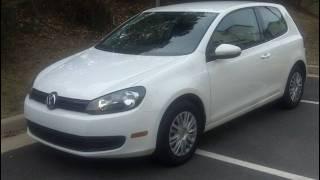 2010 Volkswagen Golf Road Test And Review By Drivin' Ivan Katz