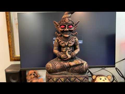 Bùa cờ bạc lô đề may mắn thần Phra Ngan