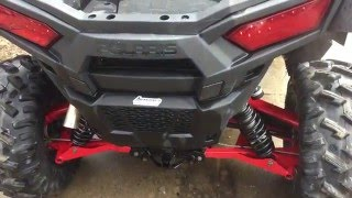 10. Yoshimura Slip-on Exhaust for the RZR 900 S
