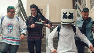 Video Marshmello - Moving On (Official Music Video) MP3, 3GP, MP4, WEBM, AVI, FLV Mei 2018