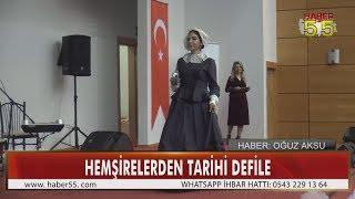 HEMŞİRELİK HAFTASI SAMSUN'DA KUTLANDI