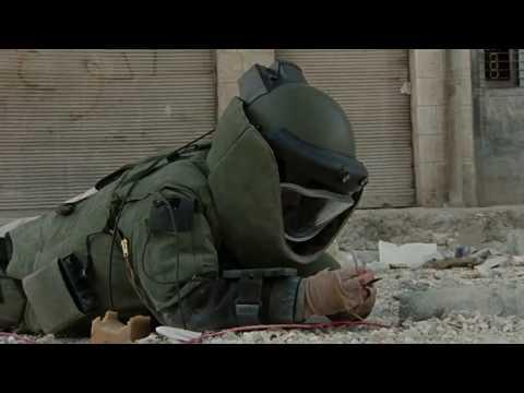 The Hurt Locker - Secondary Bomb Disposal scene.
