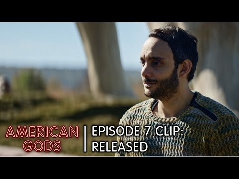 Episode 7 Clip: Released | American Gods