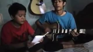 Untukmu Temanku ~LaoNeis Band  Maulana & Angger    YouTube