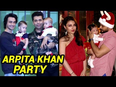 Karan Johar's TWINS, Soha Ali Khan's Baby Inaaya a