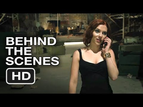 The Avengers Featurette 'Black Widow'