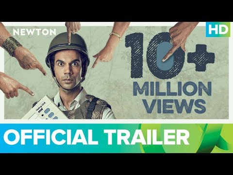 Official Trailer : Newton