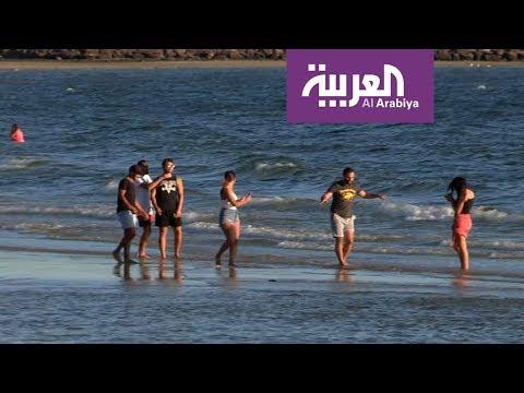 العرب اليوم - بالفيديو: جولة على شواطئ ملبورن