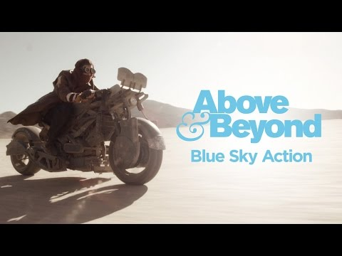 Above & Beyond feat. Alex Vargas – Blue Sky Action