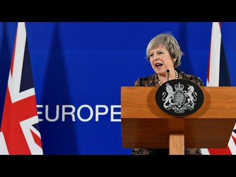 Brexit: Υψηλοί τόνοι Μέι μετά τις δηλώσεις Μπλερ για νέο δημοψήφισμα…