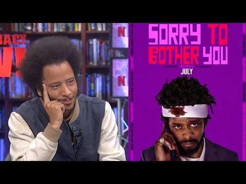 """Boots Riley's Dystopian Satire """"Sorry to Bother You"""" Is an Anti-Capitalist Rallying Cry for Workers"""
