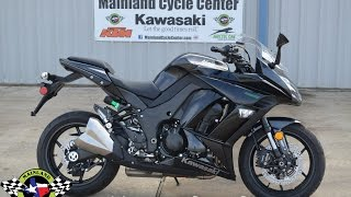 3. $9,499:  2016 Kawasaki Ninja 1000 ABS Gray / Black Overview and Review