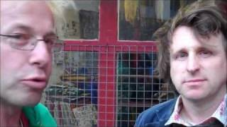Fat And Frantic - Silas Does Loud Shirts With Milton Jones