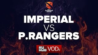 Imperial vs PR, game 1