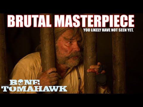 Rating Bone Tomahawk (2015) Flaw & Awe Movie Review