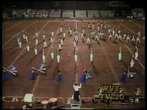 Roanoke Rapids NC High School Marching Band '93