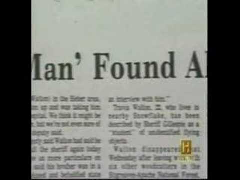 Alien Abductions 1 of 5