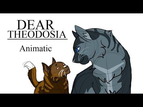 Dear Theodosia | Coloured OC Animatic