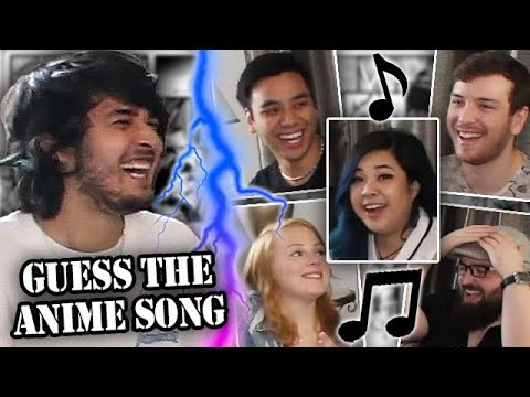 GUESS THE ANIME SONG (feat. akidearest, Gigguk, CDawgVA, Sydsnap & BaronJ) - Thời lượng: 19 phút.