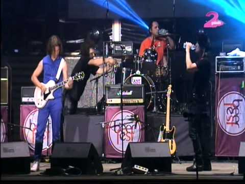 Plavi Orkestar na Beer Festu (видео)