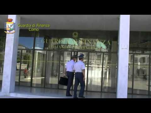 I controlli della Guardia di Finanza a Como