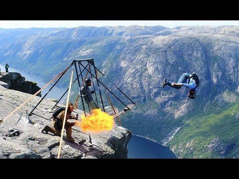 Tag somebody who would try this! | Video Credit