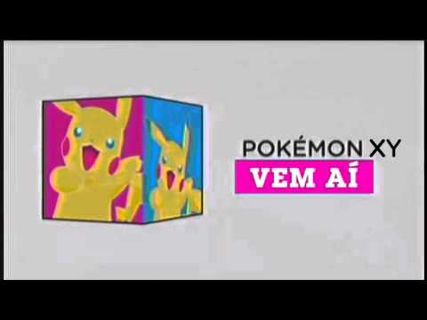 Vem Ai Pokemon Xy No Cartoon Network