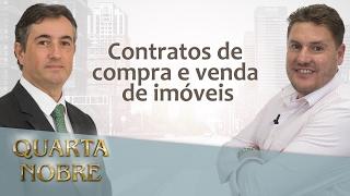 Contratos de compra e venda de imóveis - Marcelo Rossi & Sylv...