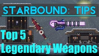 What's up guys! Today we look at what I think are the top 5 legendary weapons in the game. Let me know in the comments section...