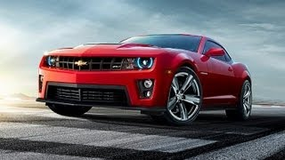 Camaro-ZL1 - Drag Racing - Joins The 11 Second Club - Video