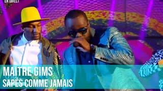Maître Gims - Sapés comme jamais - Les Victoires de la Musique 2016 - YouTube