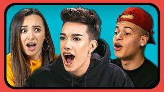 Video YouTubers React To Celebrity Clapbacks MP3, 3GP, MP4, WEBM, AVI, FLV Juni 2019