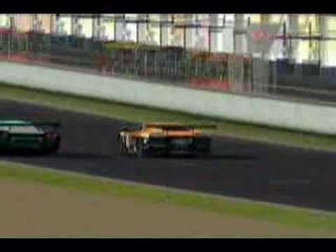 Audi R8 Gtr2. GTR2 Lambo vs. Saleen