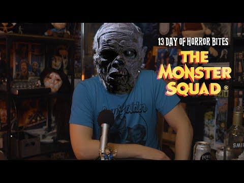 Monster Squad (1987) | 13 Days of Netflix Horror Bites | Day 8