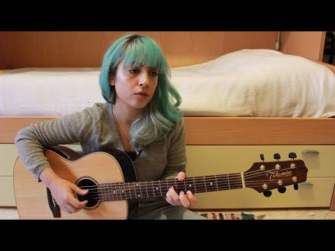 Alice Green - Harvest Moon (Neil Young Cover) (видео)