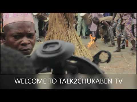 OJUDE OBA- Ijebu Festival