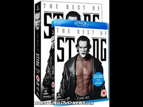 WWE Best Of Sting Bluray Review!!!!!!!!!!!!